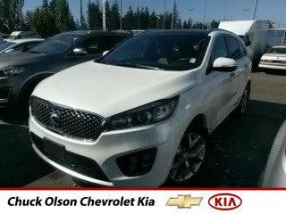 2016 Kia Sorento Limited V6
