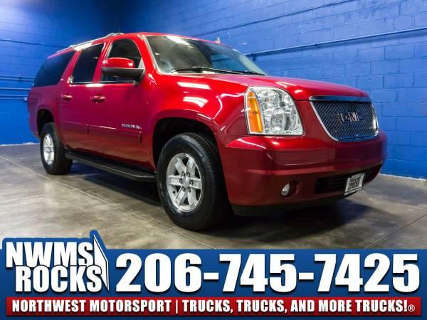 2013 *GMC Yukon* 1500 SLT XL 4x4 - Clean Carfax! 2013 GMC Yukon 1500...