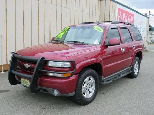 2004 Chevrolet Tahoe 4D Sport Utility