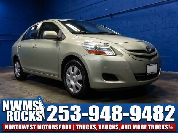 2008 *Toyota Yaris* FWD - 2008 Toyota Yaris FWD Budget Value Sedan!