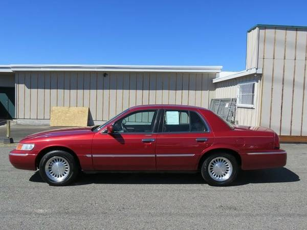 1998 Mercury Grand Marquis 4D Sedan LS