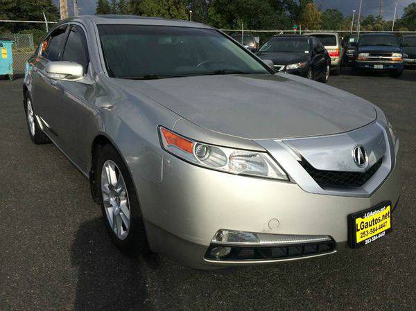 2010 *Acura* *TL* Base 4dr Sedan -100% APPROVED/Financing Made Easy!!!