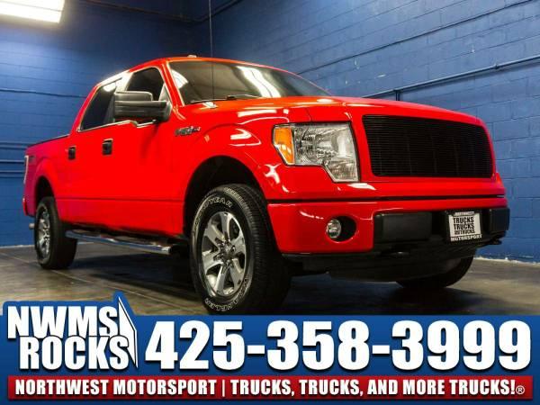2014 *Ford F150* STX 4x4 - 2014 Ford F-150 STX 4x4 Truck w/ Power...