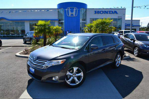 2009 *Toyota* *Venza* 4DR WGN V6 FWD *Stress-FREE Buying Experience*