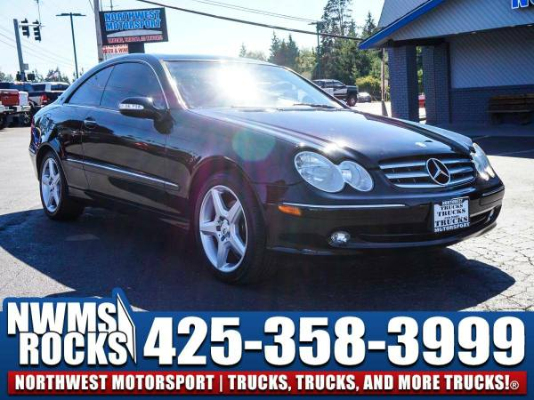 2004 *Mercedes-Benz CLK320* RWD - Power Driver Seat! 2004...