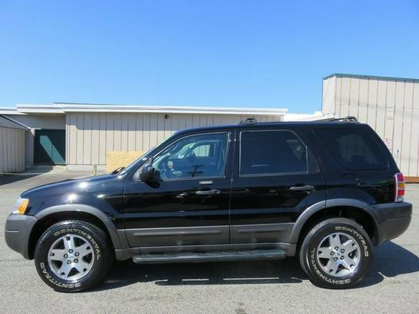 2004 Ford Escape 4D Sport Utility XLT