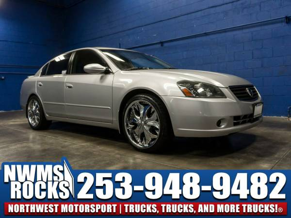 2006 *Nissan Altima* SE FWD - 2006 Nissan Altima SE Budget Value Sedan