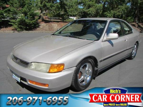 1997 Honda Accord LX Coupe