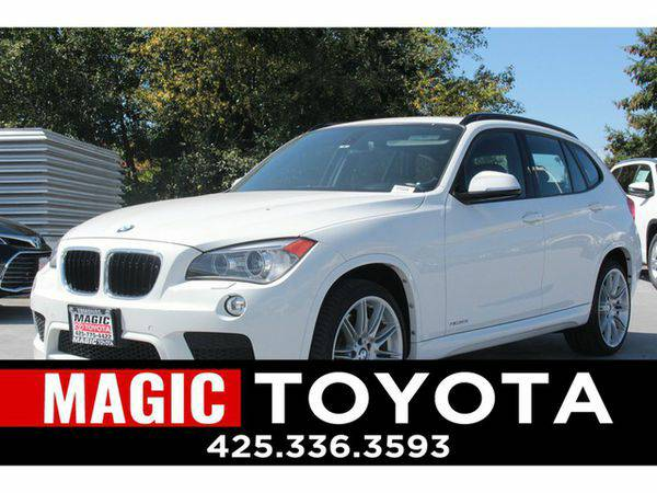 2013 *BMW* *X1* xDrive35i RATES AS LOW AS 0% OAC ON SELECT MODELS
