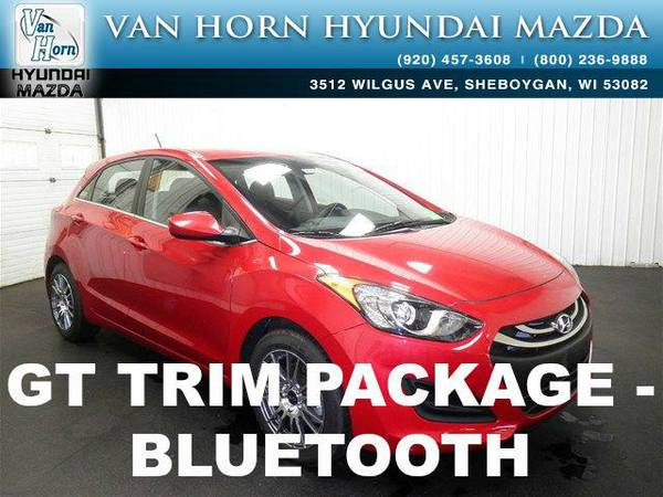 2016 *Hyundai Elantra GT* GT - Geranium Red BAD CREDIT OK!