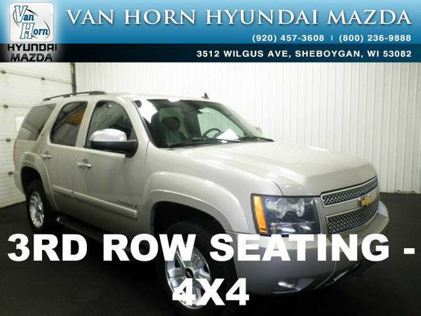 2008 *Chevrolet Tahoe* LTZ 4X4 - Gold Mist Metallic BAD CREDIT OK!
