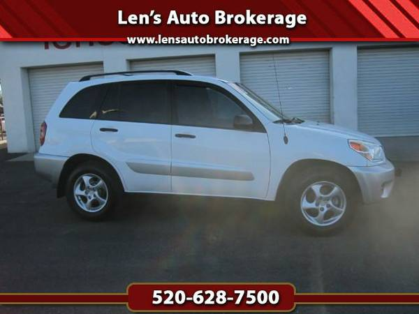 2004 Toyota Rav4 ****CARFAX 1 OWNER & ONLY 40k ACTUAL MILES!**