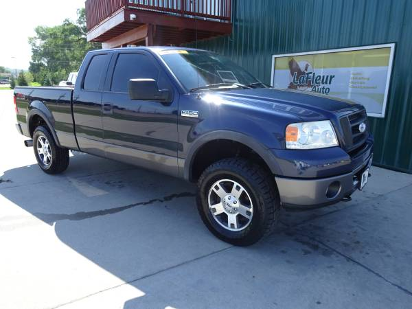 2006 FORD F150 4x4, FX4, Runs Great, Very Nice Truck!!!
