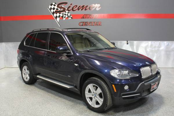 2007 BMW X5*LET US HELP YOU OWN THIS LOW MILE LUXURY SUV TODAY!*