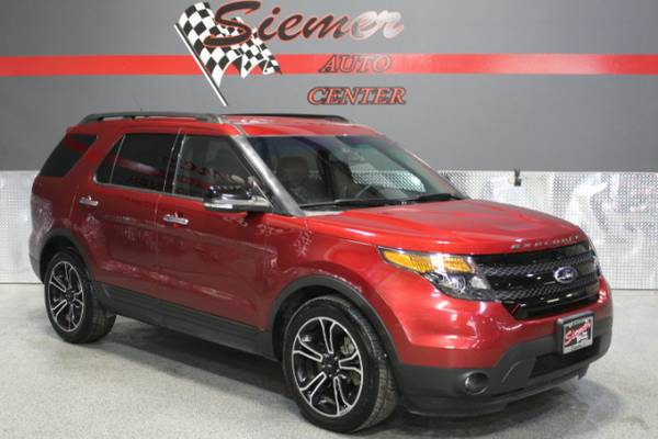 2014 Ford Explorer Sport*WE FINANCE, RATES AS LOW AS 2.9%, CALL US!