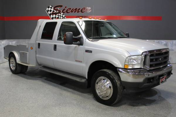 2004 Ford F450 SD LARIAT*COME CHECK OUT ALL OUR AMAZING TRUCKS TODAY!