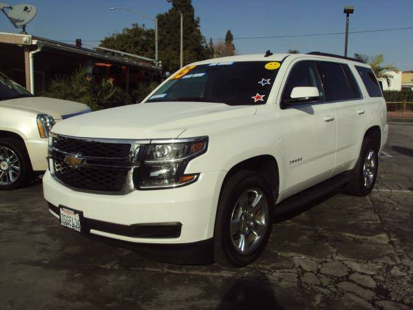 2015 *CHEVROLET* *TAHOE* LT LOADED! LOW MILES $0 DOWN, UP TO 1.99 APR!