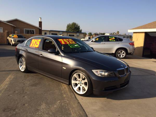 ==-_-2006 BMW 330I-_-==FULLY LOADED,LOW MILES,SUPER CLEA