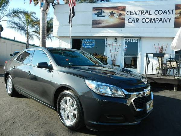 2014 CHEVY MALIBU LOW MILES PRICED TO SELL BELOW KBB!!!
