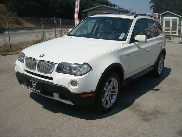 2008 BMW X3 3.0si SUV 4X4 LOADED BEAUTIFUL CLEAN