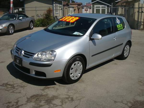 2007 VOLKSWAGEN RABBIT HATCHBACK NICE & CLEAN LOW MILES
