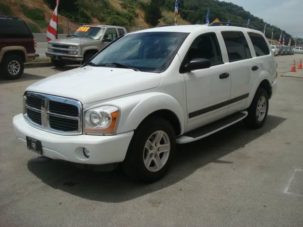 2006 DODGE DURANGO SUV 4X4 3RD SEAT NICE