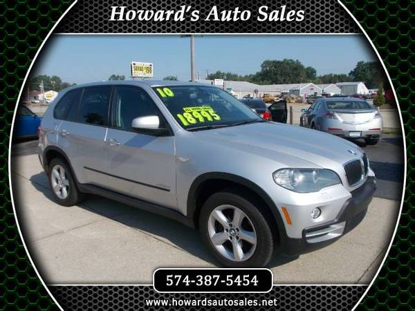 2010 BMW X5 xDrive30i *** Financing Available PRICE REDUCED