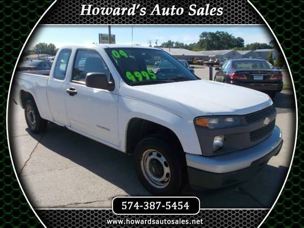 2004 Chevrolet Colorado Ext. Cab 2WD *** Financing Available