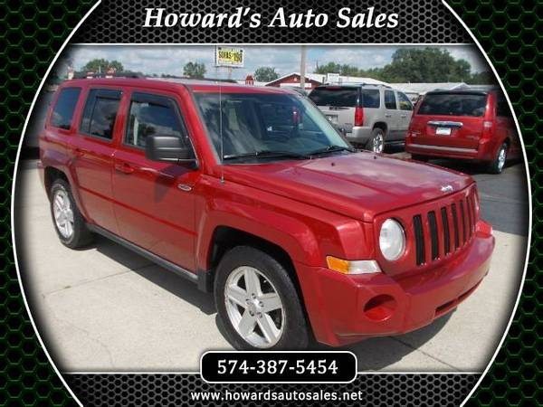 2010 Jeep Patriot Sport 4WD *** Financing Available