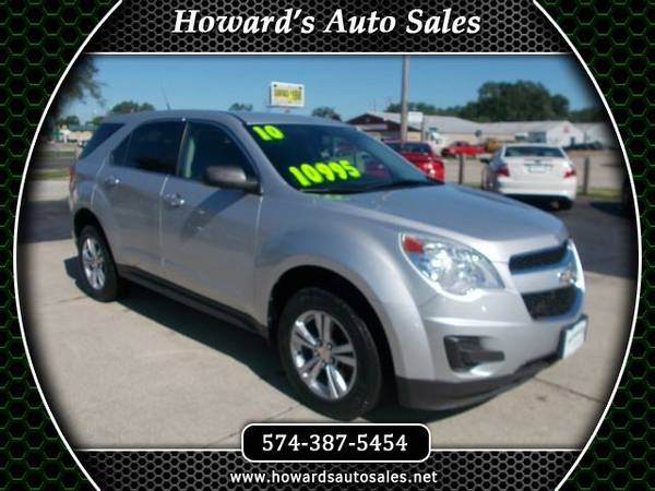 2010 Chevrolet Equinox LS AWD *** Financing Available