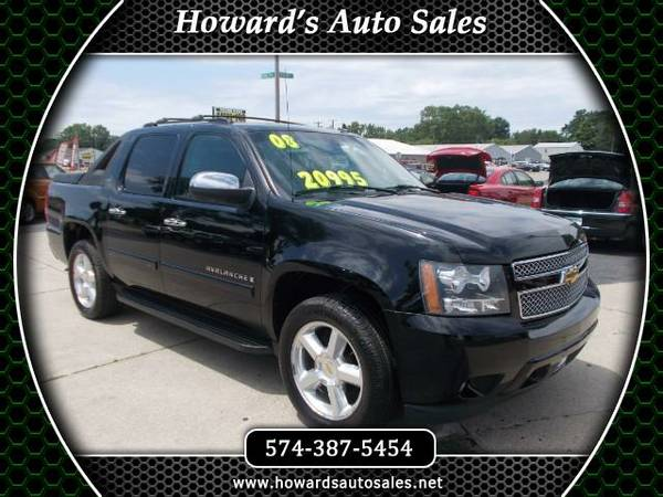 2008 Chevrolet Avalanche LTZ 4WD ** Financing Available