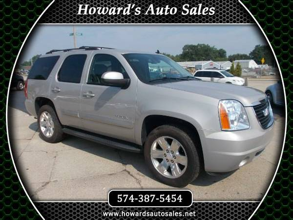 2009 GMC Yukon SLT-1 4WD *** Financing Available