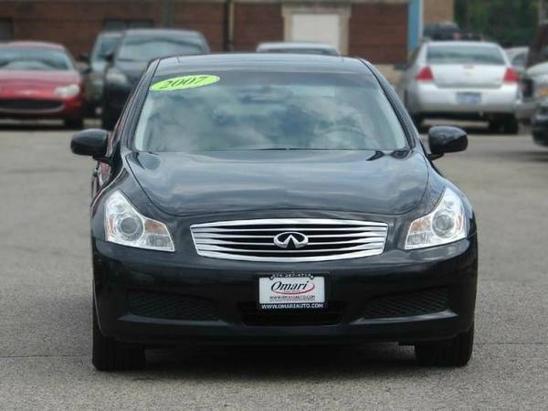 2007 Infiniti G35 Sedan 4dr Auto G35x AWD . EZ Fincaning. As low as...