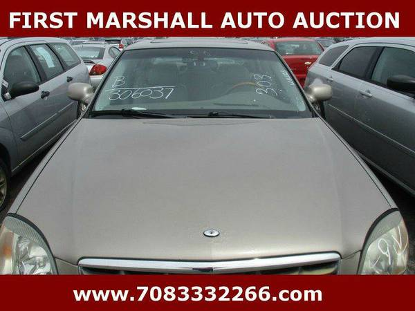 2000 Cadillac DeVille DHS - First Marshall Auto Auction