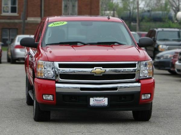 2009 Chevrolet Silverado 1500 2WD . Guaranteed Financing Approval!