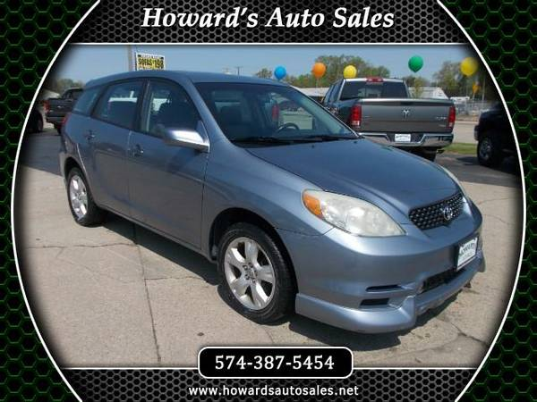 2004 Toyota Matrix XR 4WD *** Financing Available