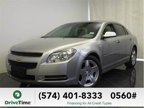 2008 *Chevrolet Malibu* - LOW DOWN-PAYMENT