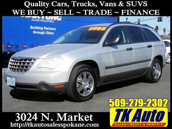 2007 Chrysler Pacifica AWD #4197 =✪= No or Bad credit. We Can...