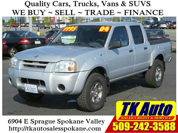 2004 Nissan Frontier XE #3781A ✪ Credit Union Financing!