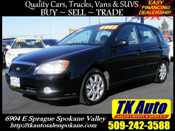2005 Kia Spectra5 Hatchback =✪= Need a loan? We Can help!
