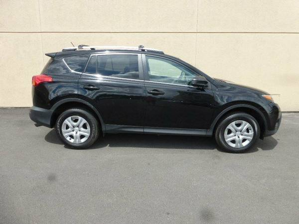 Certified 2014 Toyota RAV4 Sport Utility LE Cheapest of its kind