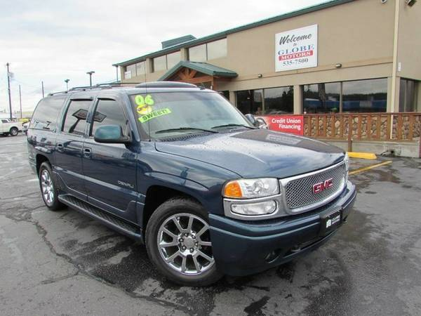 2006 GMC Yukon Denali XL! Loaded!