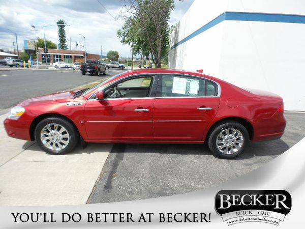 2009 *Buick* *Lucerne* CXL Special Edition