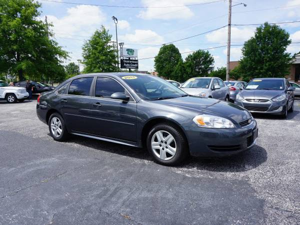 2011 Chevy Impala LS◄Guaranteed Auto Credit◄Tinted Windows