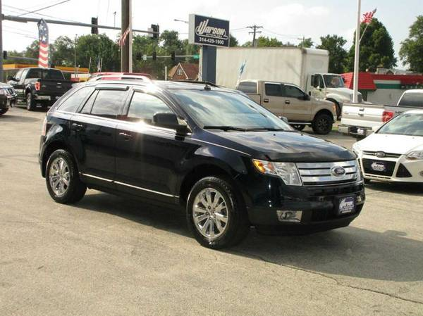 2008 Ford Edge Limited AWD - ONLY 63k MILES! 1 OWNER - LEATHER - SHARP