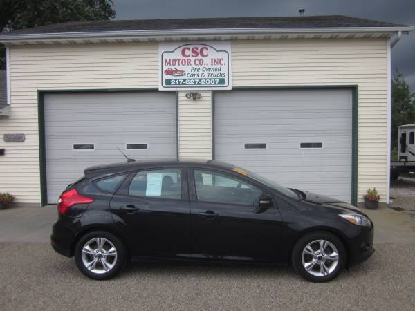 2014 Ford Focus SE Wagon
