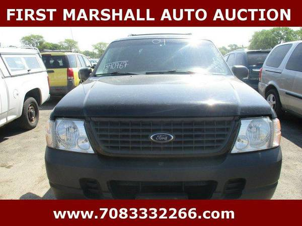 2004 Ford Explorer XLS 4dr SUV - First Marshall Auto Auction