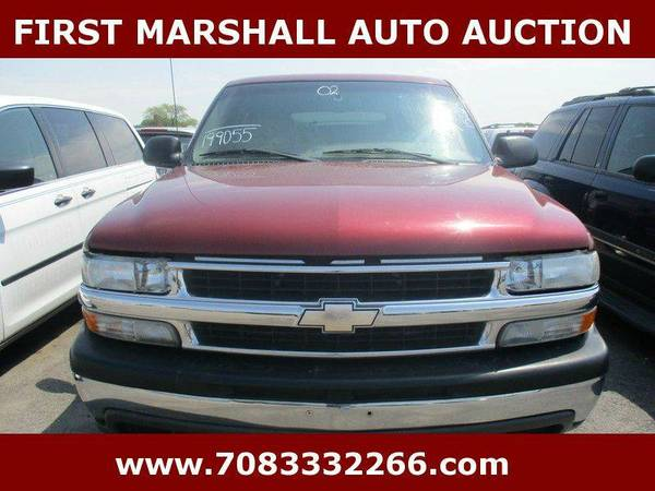 2002 Chevrolet Tahoe Base 4dr 4WD SUV - First Marshall Auto Auction