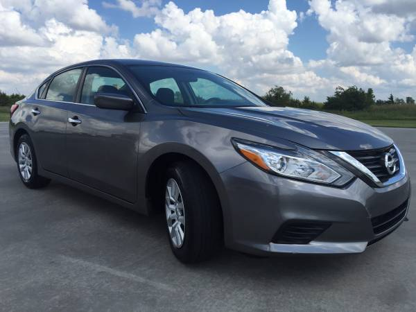 2016 NISSAN ALTIMA 2.5 S!! BACK UP CAMERA!! STEERING WHEEL CONTROLS!!!