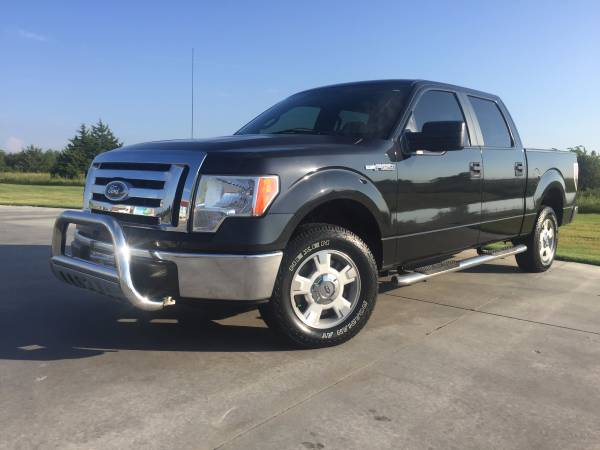 2010 FORD F150!!! TOWING PACKAGE!!! SIDE STEPS!!! BRUSH GUARD!!!!